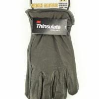 M&F Western H2111401-M HD Xtreme Mens Lined Deerskin Gloves, Black - Medium - 1