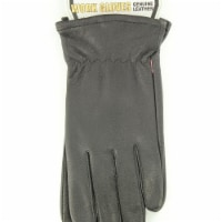 M&F Western H2110001-L HD Xtreme Mens Goatskin Gloves, Black - Large - 1