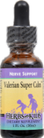 Herbs For Kids Nerve Support Valerian Super Calm Dietary Supplim - 1 FO