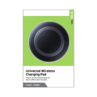CELLCandy 5W Wireless Charger - Black - 1 ct