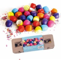 Merry Art Cascaron Confetti Eggs