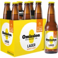 Omission Brewing Co. Lager