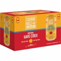 Square Mile Cider Co. Hard Apple Cider