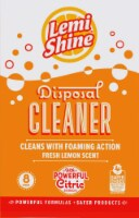 Lemi Shine Lemon Scented Disposal Cleaner 8 Count