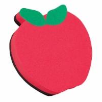 Magnetic Whiteboard Eraser, Apple - 1