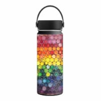 MightySkins HFWI18-Color Me Skin for Hydro Flask 18 oz Wide Mouth - Color Me - 1