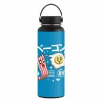 MightySkins HFWI40-Breakfast Kawaii Skin for Hydro Flask 40 oz Wide Mouth - Breakfast Kawaii - 1