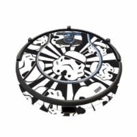 MightySkins SHIO750MIN-Trooper Storm Skin for Shark Ion Robot 750 Vacuum Minimal Coverage, Tr - 1
