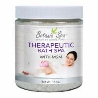 Botanic Spa  Therapeutic Bath Spa with MSM - 16 oz