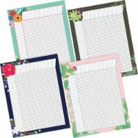 Petals & Prickles Incentive Chart Set, 17  x 22 , Set of 4 - 1