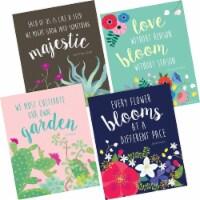 Barker Creek 2020910 8 x 10 in. Petals & Prickles Art Prints - Set of 4