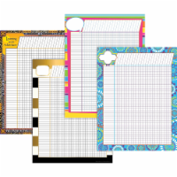 Barker Creek 1593744 Elementary-Middle School Incentive Chart Pack, 17 x 22 in. - Pack of 4 - 4