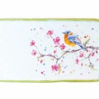 Boston International KAC20024 Bird & Cherry Blossoms Platter