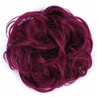 JuvaBun Messy Hair Bun - Burg - 1