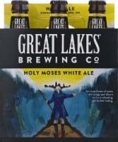 Great Lakes Brewing Co. Holy Moses White Ale