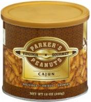 Parkers Cajun Peanuts - 12 oz