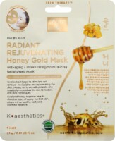 Earth Therapeutics Radiant Rejuvenating Honey Gold Mask
