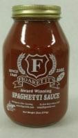 Figaretti's Spaghetti Sauce