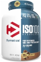 Dymatize  ISO100® Hydrolyzed 100% Whey Protein Isolate   Gourmet Chocolate