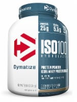 Dymatize ISO•100 Hydrolyzed Cookies & Cream Whey Protein Isolate Powder