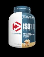 Dymatize  ISO•100® Hydrolyzed 100% Whey Protein Isolate   Gourmet Vanilla
