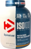 Dymatize  ISO100® Hydrolyzed 100% Whey Protein Isolate   Chocolate Peanut Butter
