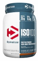 Dymatize  ISO•100® Hydrolyzed 100% Whey Protein Isolate   Chocolate Peanut Butter