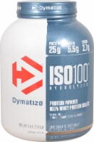 Dymatize  ISO•100® Hydrolyzed 100% Whey Protein Isolate   Chocolate Coconut