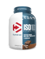 Dymatize ISO100 Hydrolyzed Fudge Brownie Flavored Whey Protein Isolate