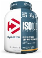 Dymatize  ISO•100® Hydrolyzed 100% Whey Protein Isolate   Orange Dreamsicle