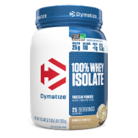 Dymatize 100% Whey Isolate Simple Vanilla Protein Powder