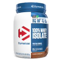 Dymatize 100% Whey Isolate Classic Chocolate Protein Powder