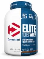 Dymatize Elite Chocolate Fudge Flavored 100% Whey Protein Powder
