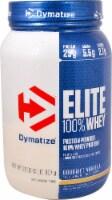 Dymatize Elite Gourmet Vanilla Flavored 100% Whey Protein