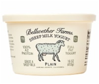 Bellwether Farms Plain Sheep Milk Yogurt