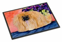Carolines Treasures  SS8661MAT Pekingese Indoor Outdoor Mat 18x27 Doormat