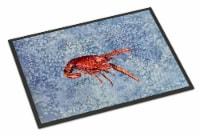 Carolines Treasures  8231-MAT Crawfish  Indoor or Outdoor Mat 18x27 8231 Doormat - 18Hx27W