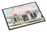 Carolines Treasures  8111JMAT Octave Fontenot Indoor or Outdoor Mat 24x36 Doorma - 24Hx36W