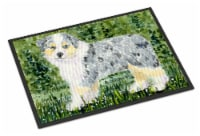 Carolines Treasures  SS8846JMAT Australian Shepherd Indoor or Outdoor Mat 24x36