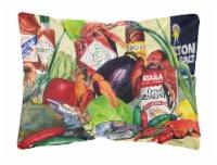 Carolines Treasures  1020PW1216 Spices and Crawfish Decorative   Canvas Fabric P - 12Hx16W