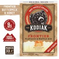 Kodiak Cakes Whole Wheat Oat & Honey Flapjack & Waffle Mix