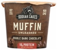 Kodiak Cakes Double Dark Chocolate Muffin Unleashed Power Cup