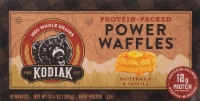 Kodiak Cakes Buttermilk and Vanilla Power Waffles