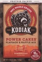 Kodiak Cakes Energy Cakes Pumpkin Flapjack & Waffle Mix - 18 oz
