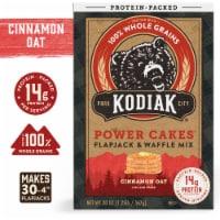 Kodiak Cakes Power Cakes Cinnamon Oat Flapjack and Waffle Mix