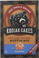 Kodiak Cakes Blueberry Protein-Packed Muffin Mix