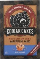 Kodiak Cakes Blueberry Protein-Packed Muffin Mix - 14 oz