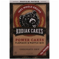 Kodiak Cakes Power Cakes Chocolate Chip Flapjack & Waffle Mix
