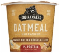 Kodiak Cakes Peanut Butter Chocolate Chip Protein Oatmeal Cup