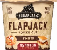 Kodiak Cakes Smores Flapjack Power Cup